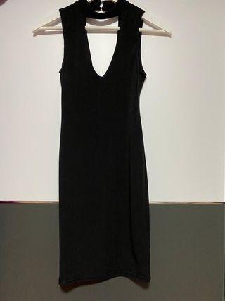 Vestido negro - Shein