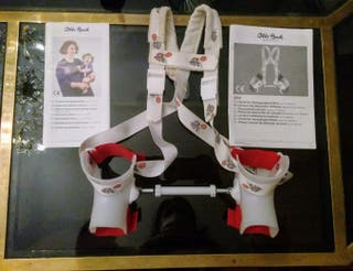 Arnés para displasia de cadera bebés