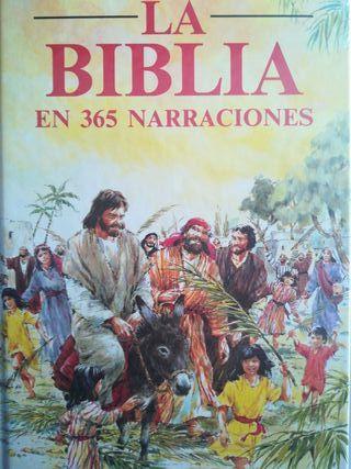 La BIBLIA en 365 narraciones
