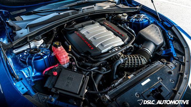 Chevrolet Camaro 2SS 2LT