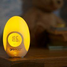 Luz termometro ambiental