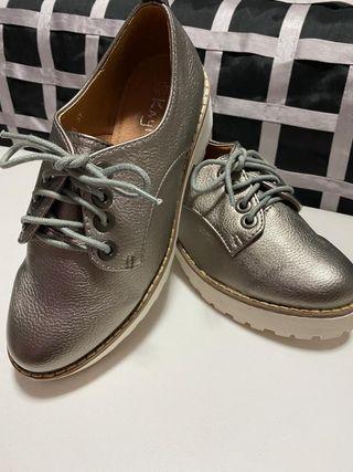 Zapatos con plataforma - Shein
