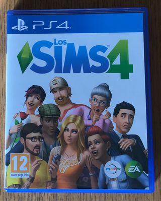 Los Sims Ps4