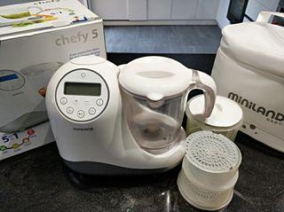 Robot Cocina bebe Chefy 5 Miniland