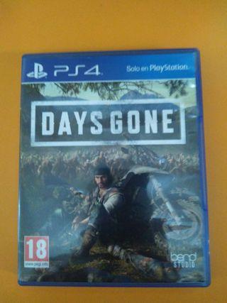 Days Gone para PlayStation 4