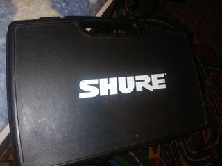 microfono SHURE SM-58 WIRELESS