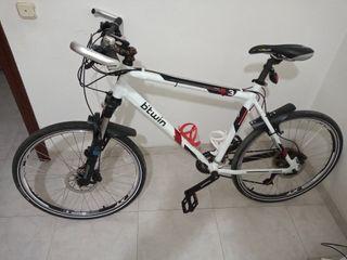 Vendo bicicleta B-twin XL en Milladoiro