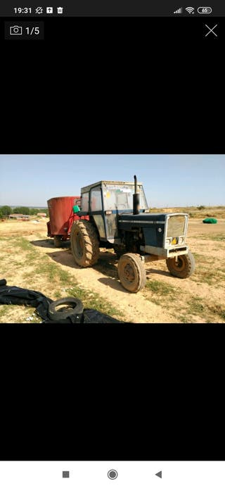 tractor Ebro 6100