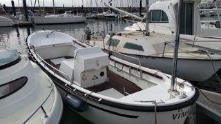 Barco ocasión a motor, chipionera, pesca/recreo