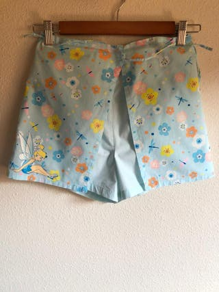 falda pantalón, marca Disney