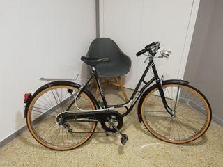 Bicicleta clásica de paseo Francesco Moser