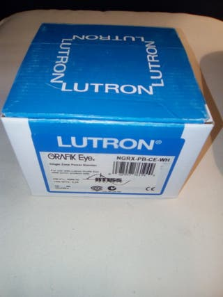 LUTRON POWRE BOOSTER NGRX-PB-CE-WH