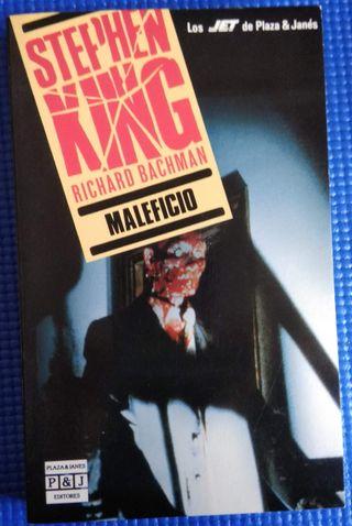Maleficio de Stephen King