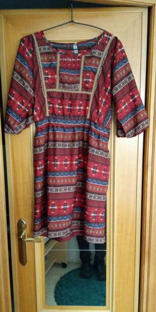 vestido etnico