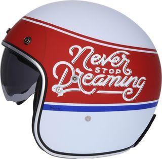 Casco moto jet shiro 235 never dreaming