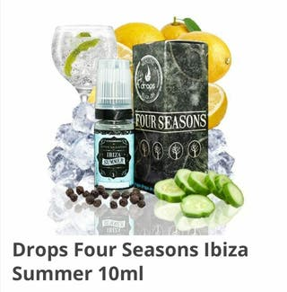 drops ibiza summer