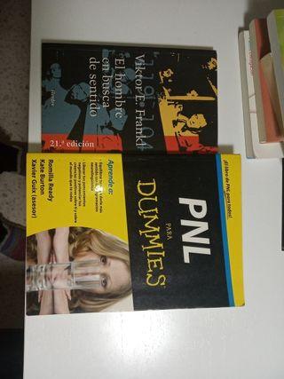 Pack de 2 libros de psicología