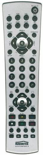 Marmitek Easycontrol 8 en 1 Control Remoto
