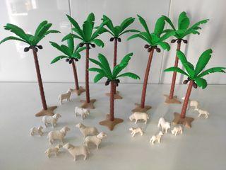 Playmobil palmera