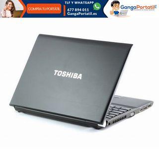 Portátil Toshiba R930, i5/Cam/8Gb/500Gb/Win10 Grat