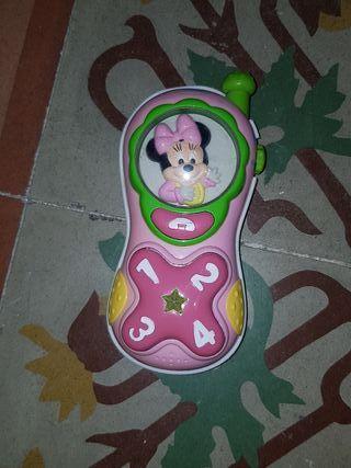 juguete teléfono bebe