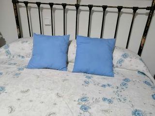 Colcha de verano estampada para cama de 1,05cm