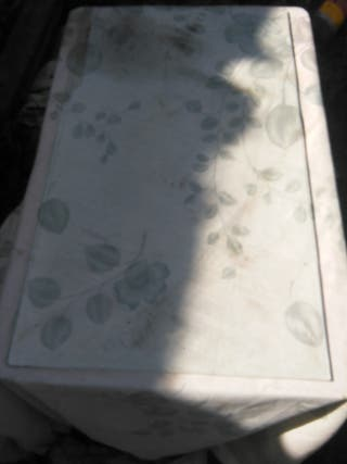 cristales de mesa camilla