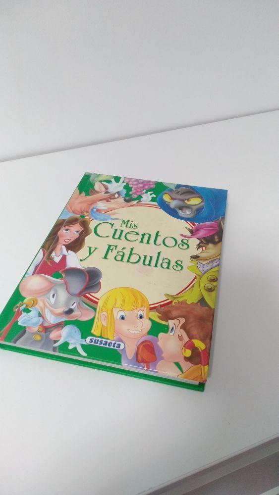 Mis cuentos y fábulas