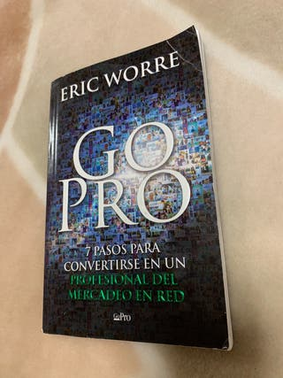 Libro Go Pro network marketing