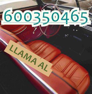 Limpiar asientos piel coche Lavado interior
