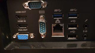 Ordenador MSI, Intel I7,ram 8gb,1 tera,Todo en uno