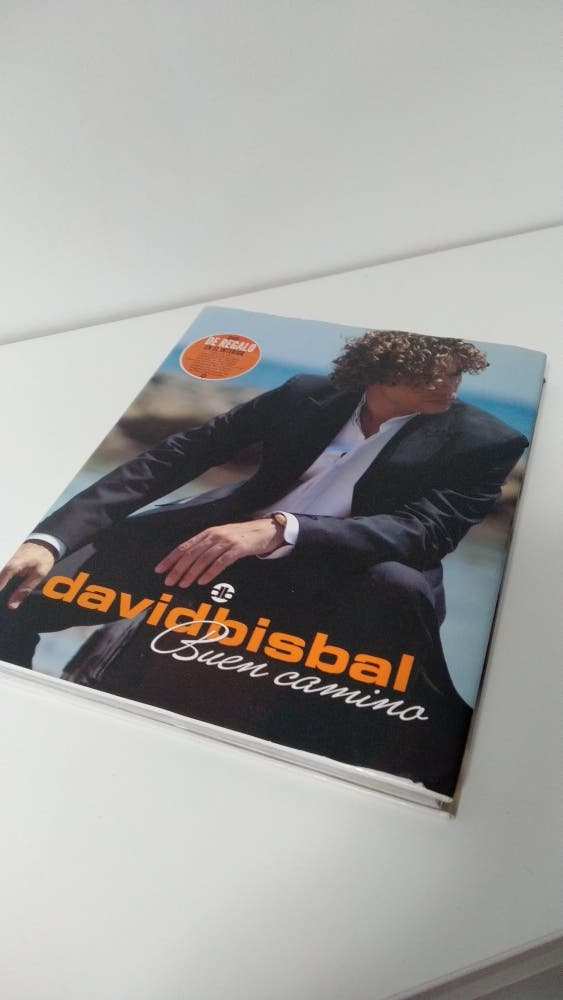 David Bisbal, buen camino
