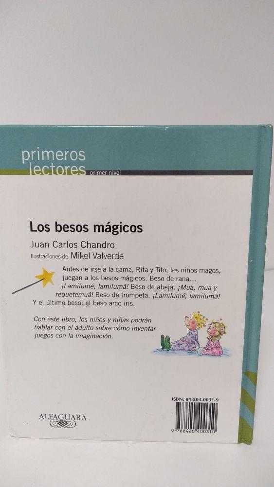 Los besos mágicos