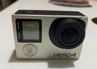 GoPro Hero 7 Silver 4k-action cam impermeable Wi-Fi pantalla táctil nuevo embalaje original GPS