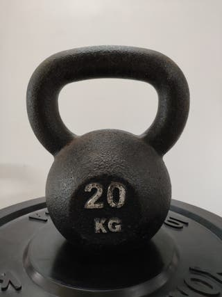 Kettlebells 32 Kg (pesa rusa)