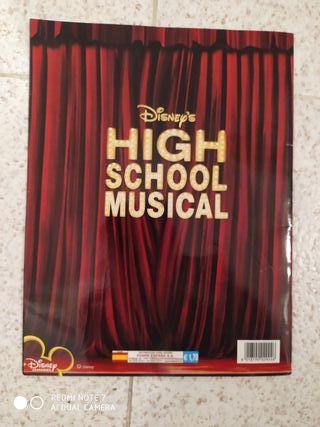 Àlbum + Cromos High School Musical