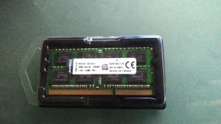 Memoria RAM 8GB 1600MHz Kingston
