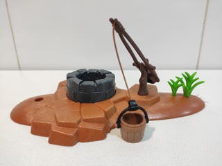 Playmobil pozo