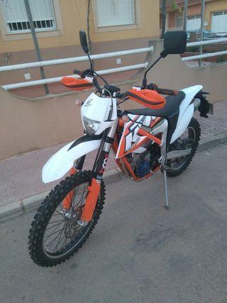 KTM 350 FREERIDE 2013