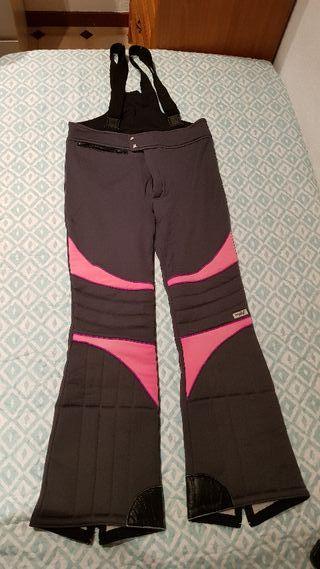 Pantalón de mujer esquí Royalp