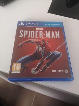 juego de spider-man