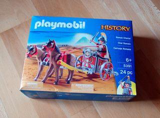 Playmobil 5391 Cuadriga Romana