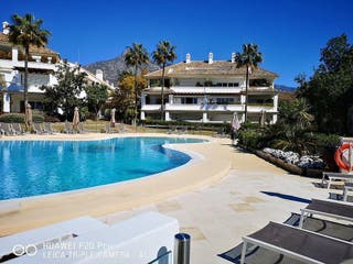 Apartamento en venta en Playa de la Fontanilla en Marbella