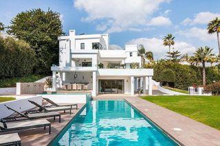Villa en venta en Casco Antiguo en Marbella