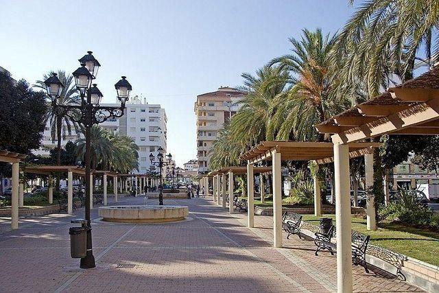 Ático en venta en Centro Ciudad en Fuengirola (Fuengirola, Málaga)