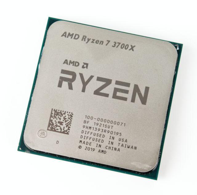 Procesador AMD Ryzen 7 3700X 8 núcleos, 4,4GHz