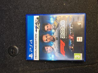Juego PS4 Fórmula 1