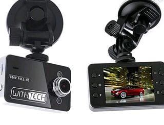 Videocámara para cochede alta resolución