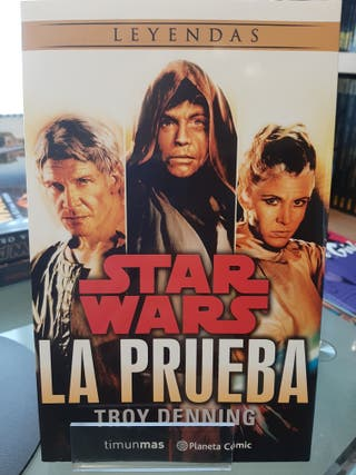 Star Wars La Prueba