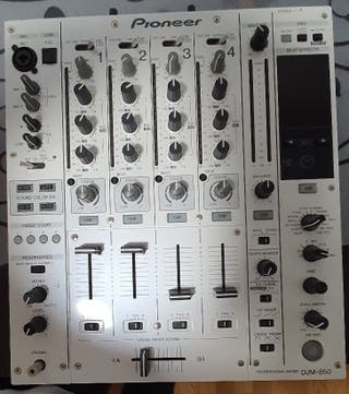 Pioneer DJM-850 W